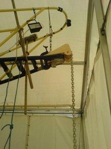 Bow roller prototype