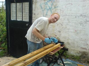 Post varnishing