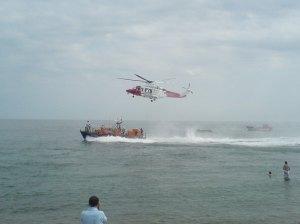 lifeboat demonstration