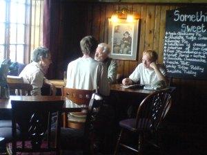 Pub at Dell Quay