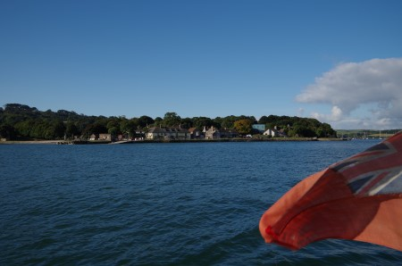 2013-09-10 #01 Torpoint to the Helford