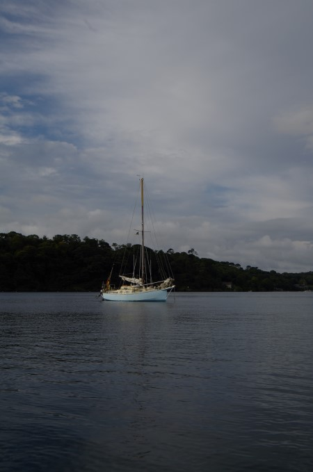 2013-09-11 #01 Helford River